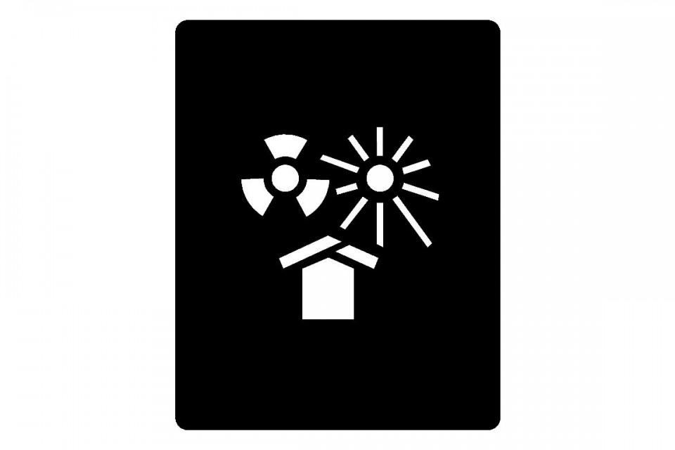 Verpackungssymbol - VOR STRAHLUNG SCHÜTZEN